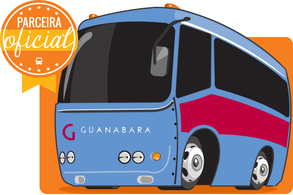 Expresso Guanabara Bus Company - Oficial Partner to online bus tickets