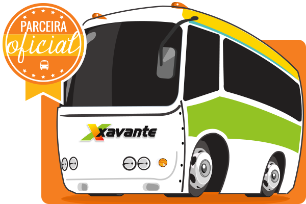 Xavante - Parceiro Oficial para venda de passagens de ônibus