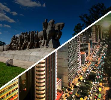 São Paulo x Belo Horizonte