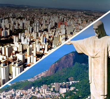 Bus tickets - Campinas x Rio de Janeiro