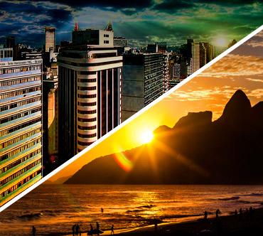 Boletos de autobús - Belo Horizonte a Rio de Janeiro