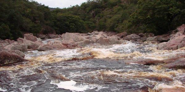 Ribeirão do Meio - Lençóis - BA