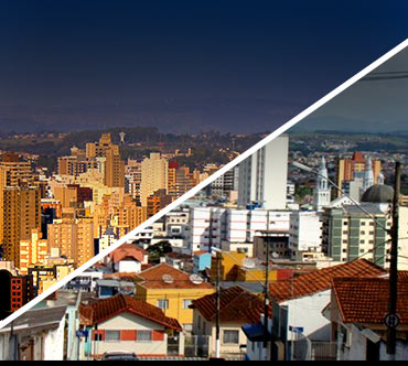 Bus tickets - Campinas x Pouso Alegre