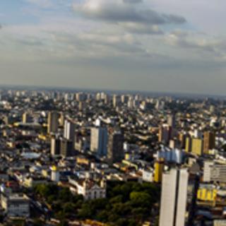 Manaus na Copa do Mundo 2014, futebol em uma cidade mais que pitoresca.