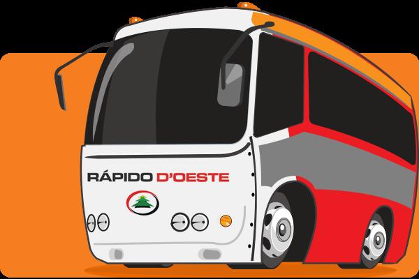 Rápido D'Oeste - Parceiro Oficial para venda de passagens de ônibus